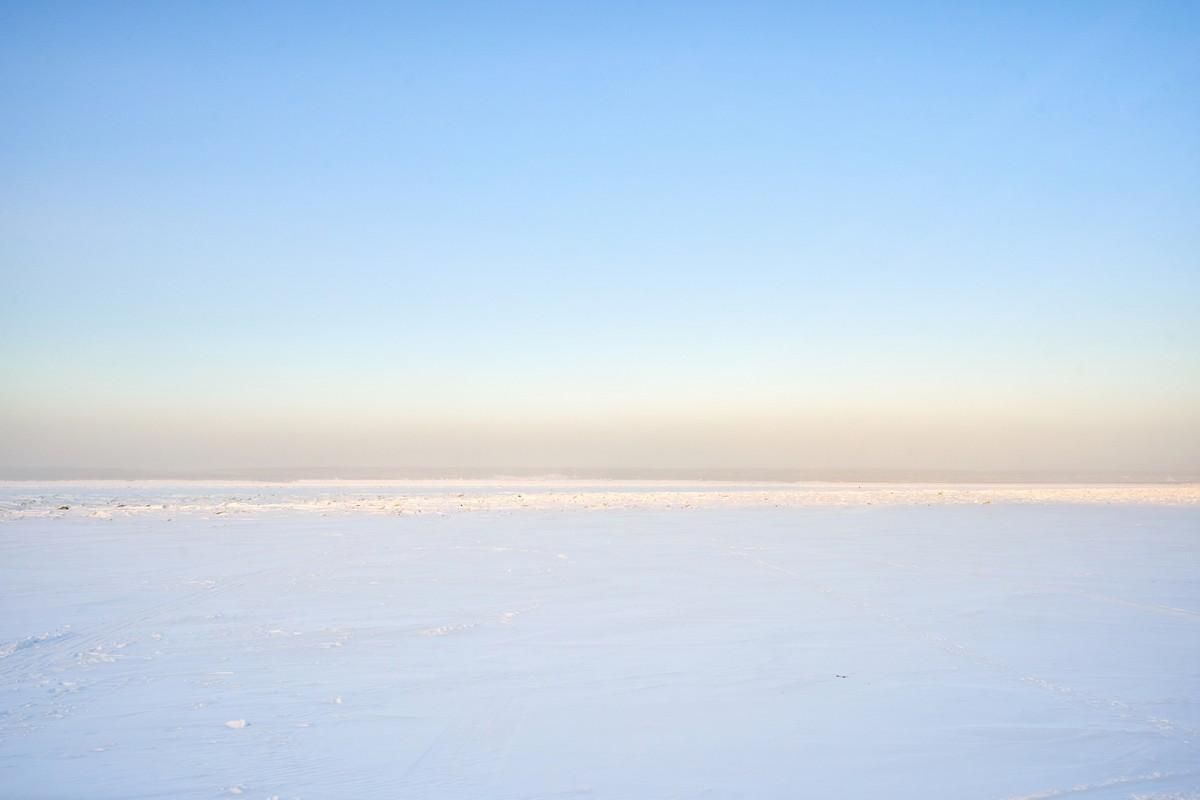 Ленские столбы: зимой и летом другим цветом. 282-8470