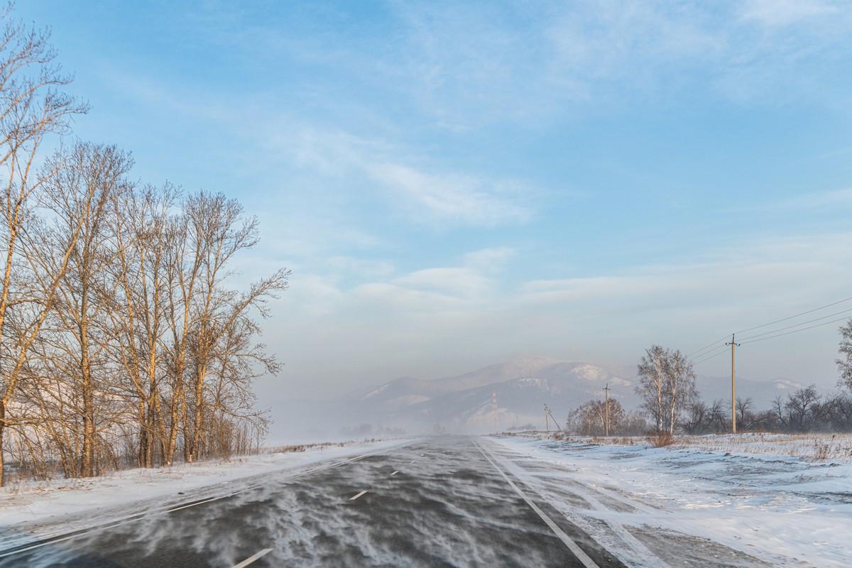 Байкал - половина пути от Магадана до Москвы. 330-5315
