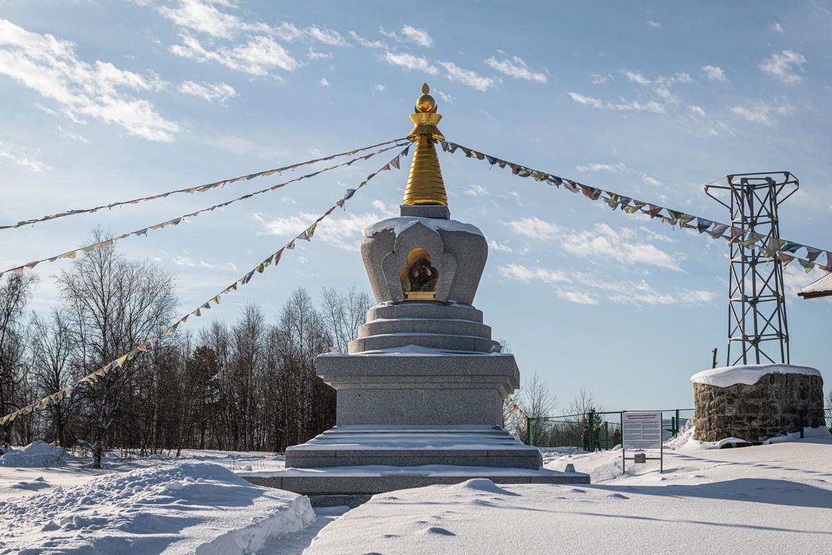 Байкал - половина пути от Магадана до Москвы. 333-5428