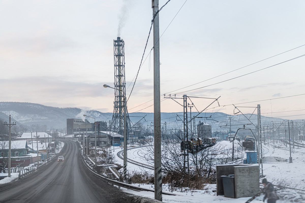 Байкал - половина пути от Магадана до Москвы. 339-5499