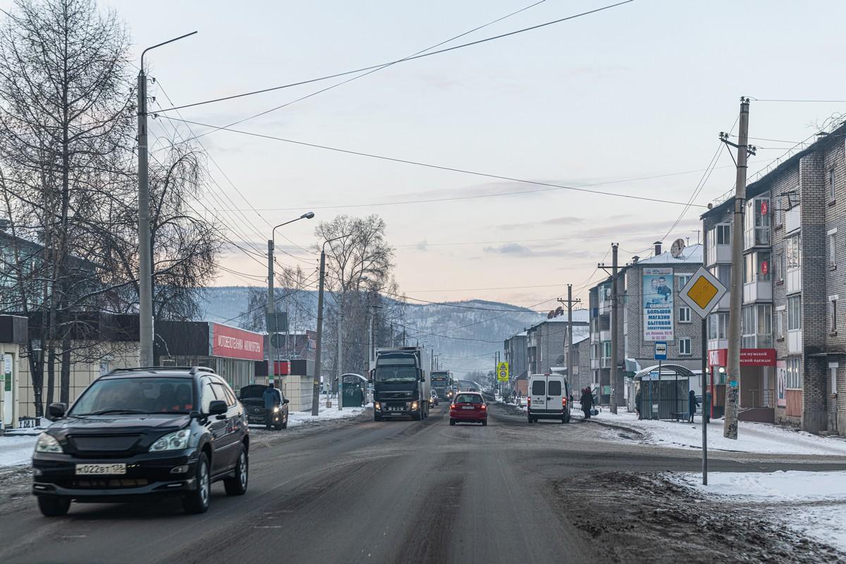 Байкал - половина пути от Магадана до Москвы. 339-5502