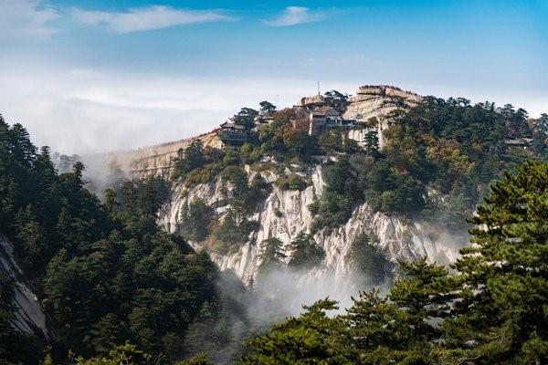 12 красивейших мест в мире. №7 - Гранитный великан. 1