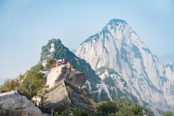 12 красивейших мест в мире. №7 - Гранитный великан. 2