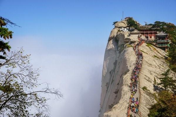 12 красивейших мест в мире. №7 - Гранитный великан. 3