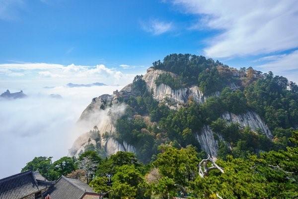 12 красивейших мест в мире. №7 - Гранитный великан. 4