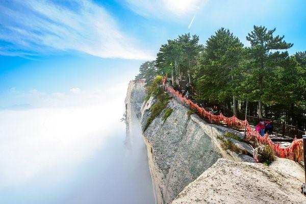 12 красивейших мест в мире. №7 - Гранитный великан. 5