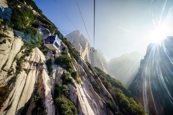 12 красивейших мест в мире. №7 - Гранитный великан. 7