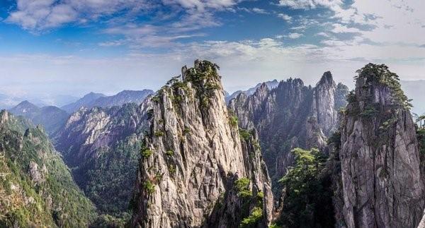12 красивейших мест в мире. №7 - Гранитный великан. 8