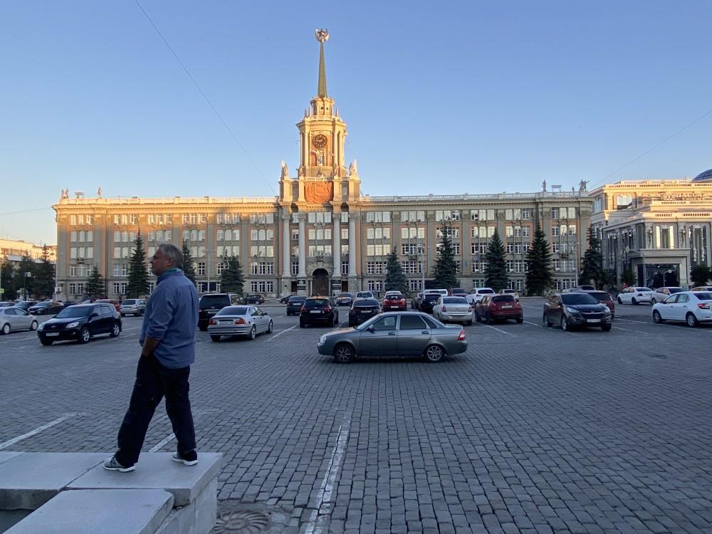 В Екатеринбурге - Иннопром. Деловая жизнь налаживается!