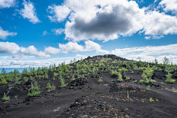 Вулканавтики из кратера