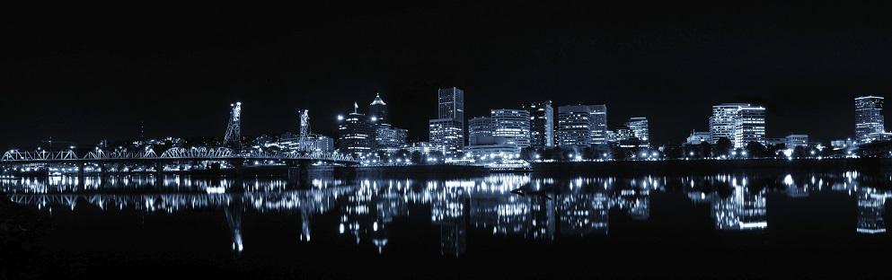 Portland-night