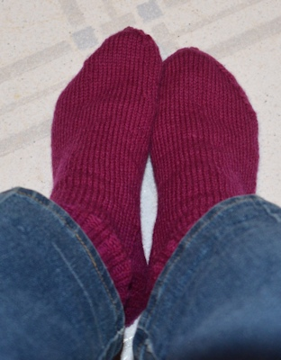 Blackberry-socks-finished