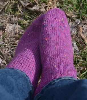 Rose-socks-finished2