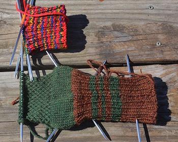 Brown-green-sunset-socks1