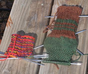 Brown-green-sunset-socks2