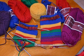 Circus-socks-unfinished