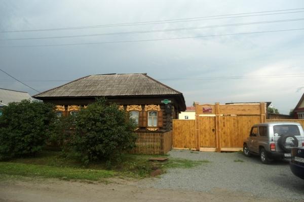 07 Дом-музей Михаила Ульянова в Таре