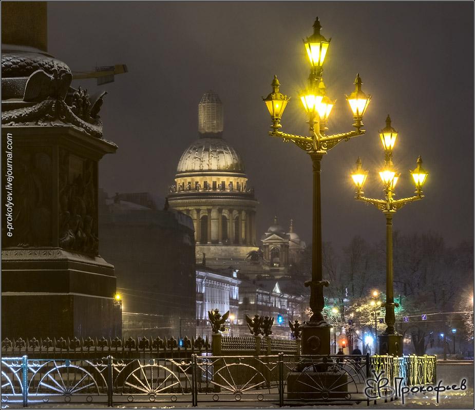 Санкт-Петербург. 2018. Исаакиевский собор