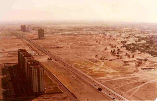 ОАЭ 50 лет назад