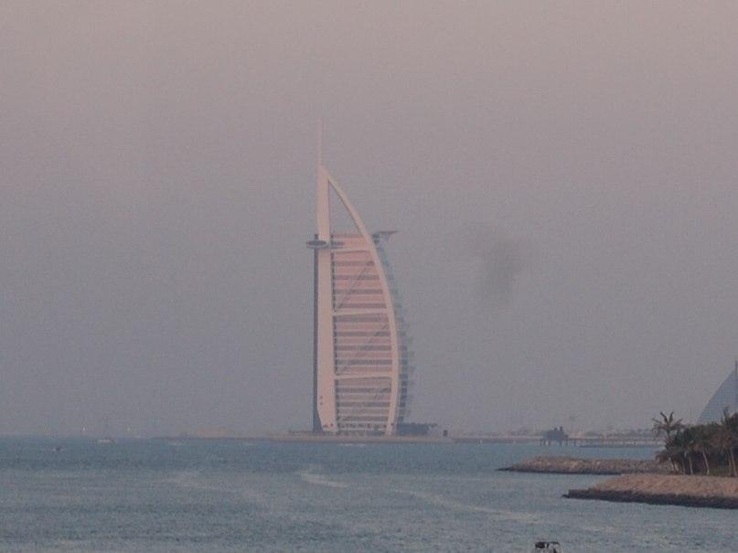 Burj-al-Arab (Отель Парус)