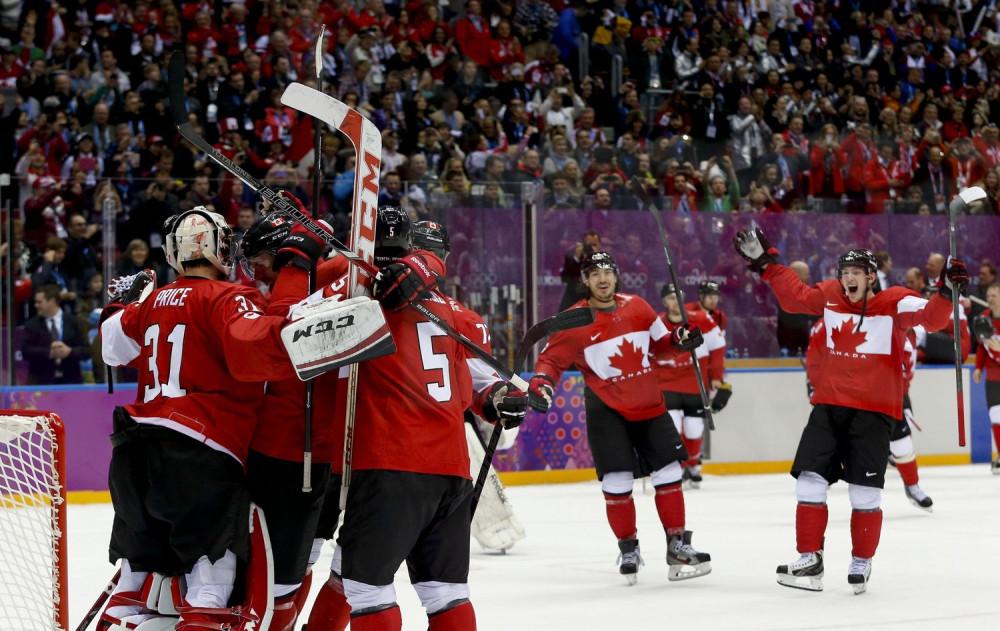Сборная Канады чемпион мира по хоккею 2016