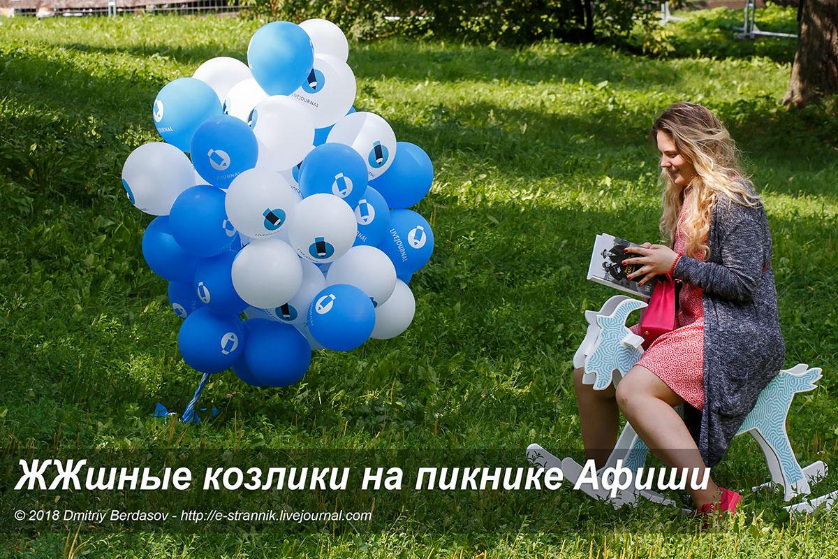 ЖЖшные козлики на пикнике Афишы