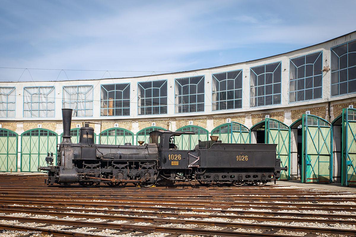 Железнодорожный музей в Будапеште венгрия