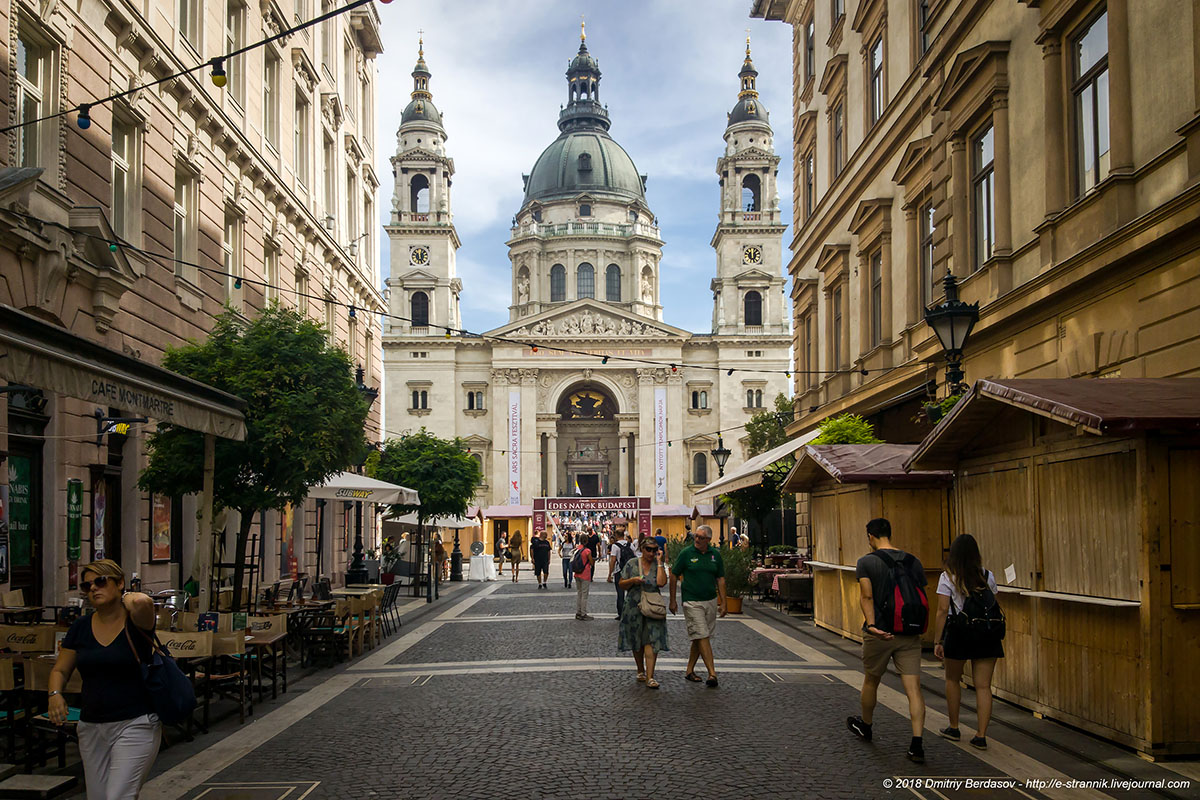 Три дня в Будапеште венгрия