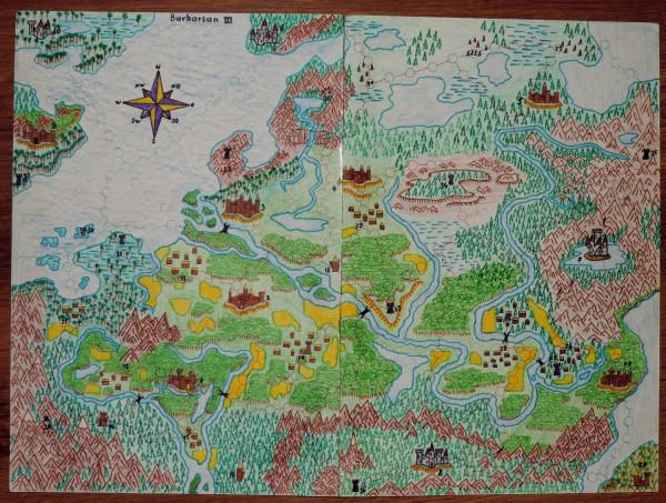 Карты 7