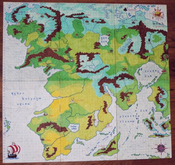 Карты 8