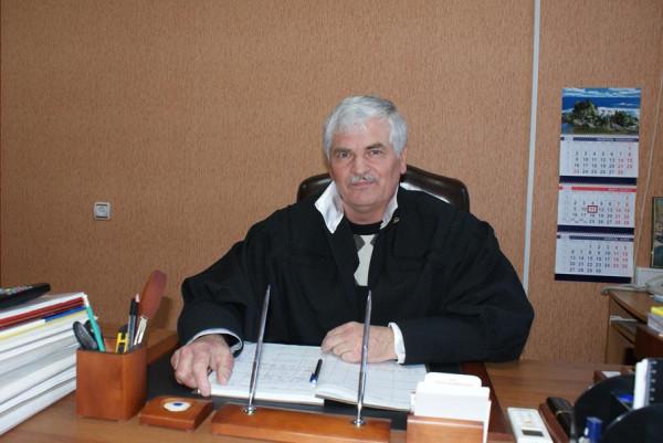 Баранов С.В. судья