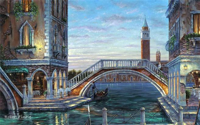 Evening In Venezia – Venice, Italy