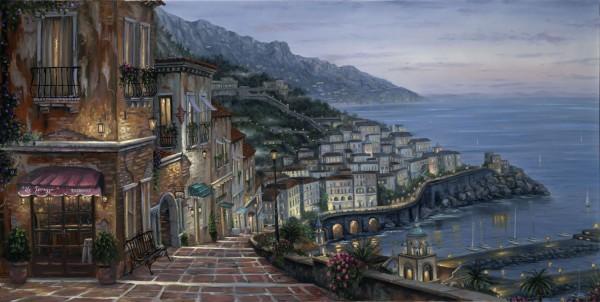 Mediterranean Summer – Amalfi, Italy