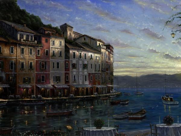 Portofino Sunrise – Portofino, Italy