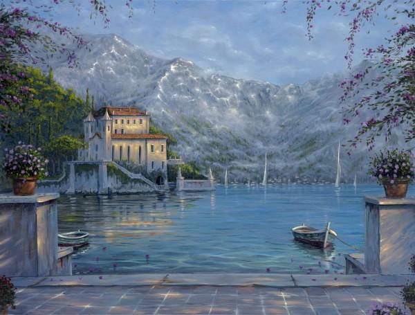 Villa Di Lago – Lake Como, Italy