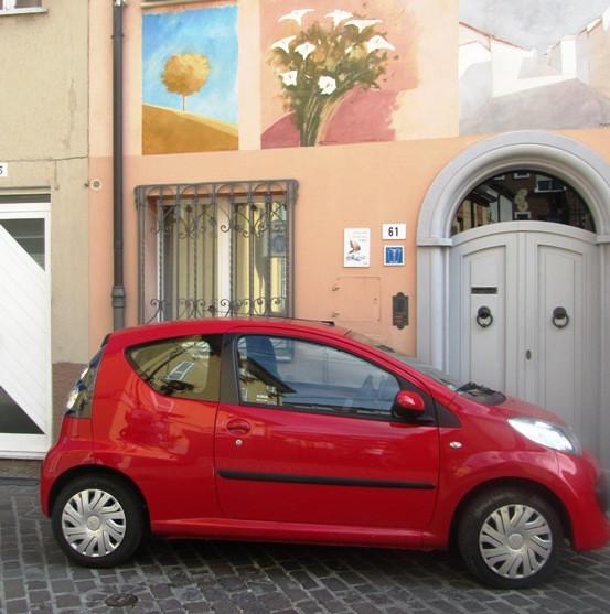 irina-fortuna-italia-cars 10
