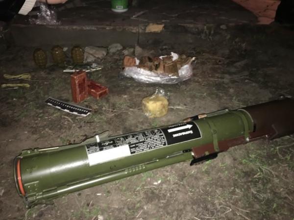 Прорыв диверсантов ВСУ в ДНР закончился подрывом на собственных минах