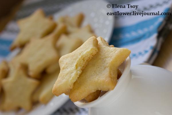 Печенье песочное очень рассыпчатое2