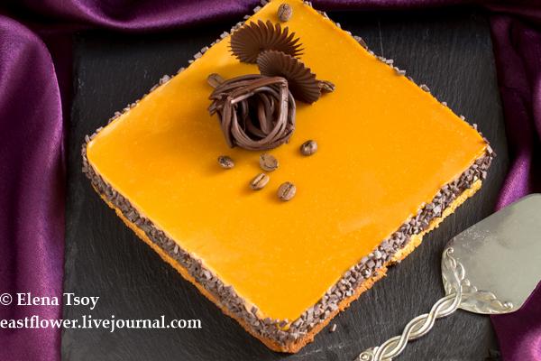 Кофейно-карамельный торт2_1