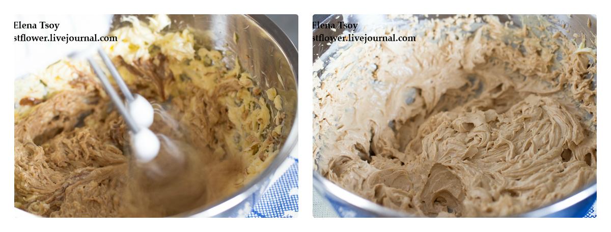 Крем Пари-Брест или крем муслин с пралине