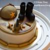 Торт в военном стиле