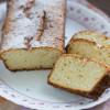 Творожный кекс с флердоранжем