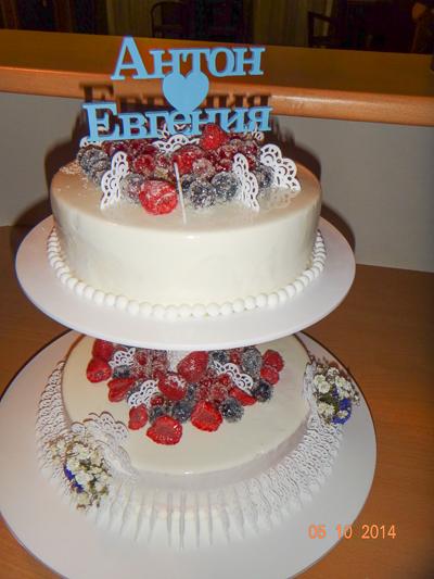 Свадебный торт3