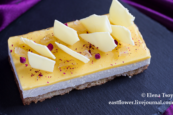 Лимонный чизкейк2