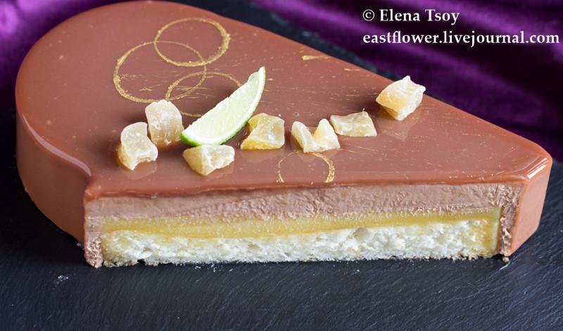 Торт имбирь-лайм_4