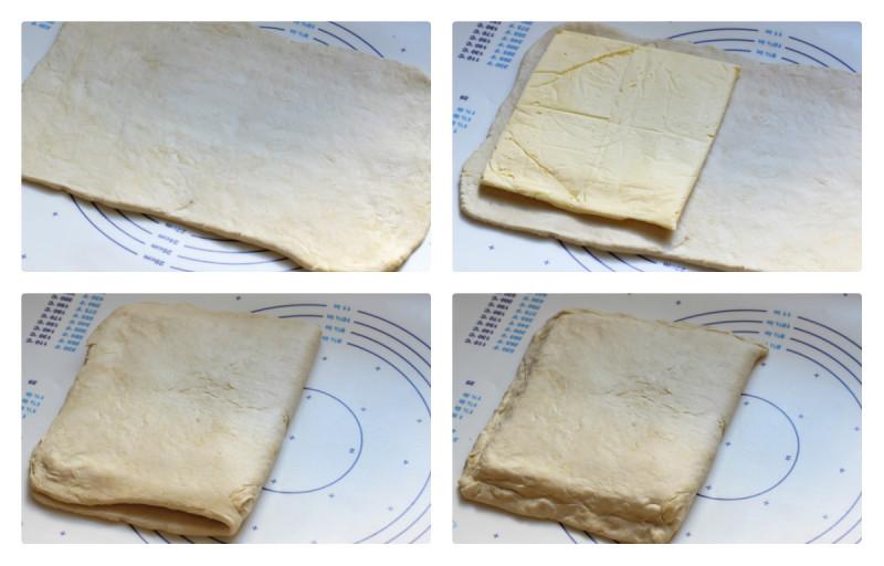 год из чего делают слоеное тесто в картинках один пример, когда