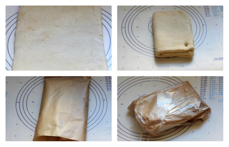 Классическое слоеное тесто