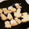 Хрустящее песочное печенье