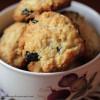 Овсяное печенье с изюмом 2