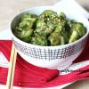 Салат из огурцов в азиатском стиле